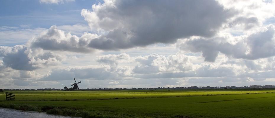 Hollands licht: Aarlanderveen