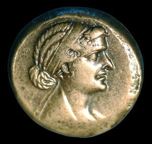 Cleopatra-Coin