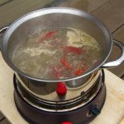 De Amerikaanse rivierkreeft (deel 3): eten!